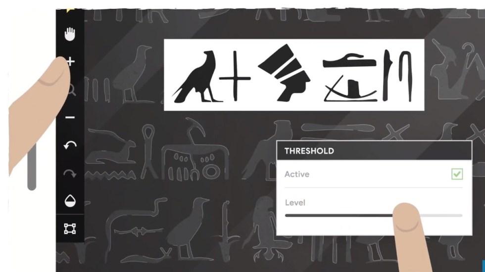 Google invita a decodificar jeroglíficos a través de 'Fabricius' - traduccion-de-jeroglificos-egipcios-con-fabricius