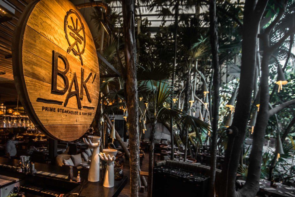 Conoce el restaurante de moda en Tulum - BAK1