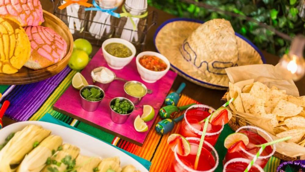 101 para hacer una fiesta patria en casa - fiesta mexico