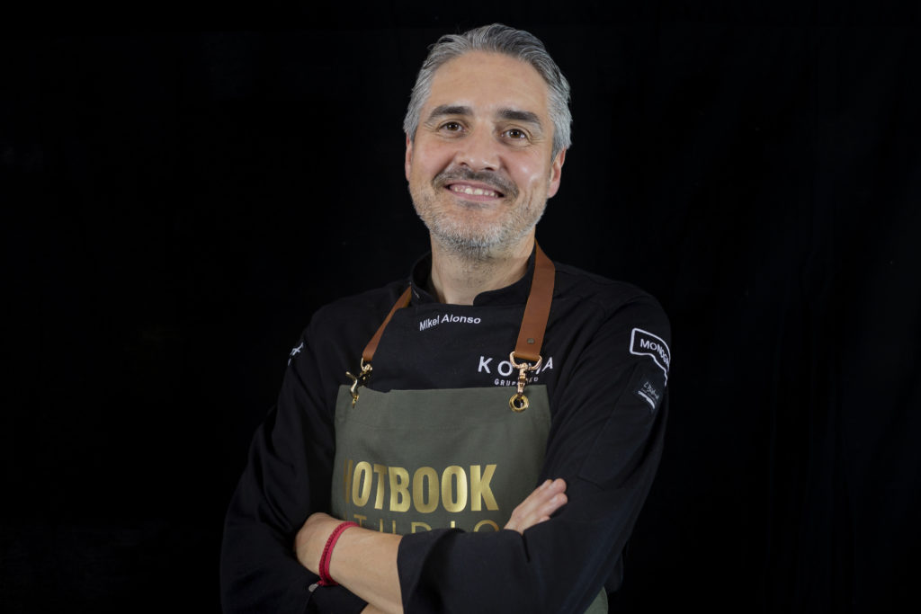 Mikel Alonso, chef director de Grupo Biko, nos habla sobre su más grande pasión: la gastronomía - 9C1A0657r