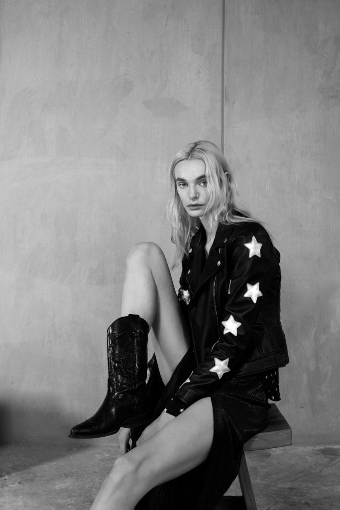 Me & my leather jacket: BALANKÄ - balanka leather jacket