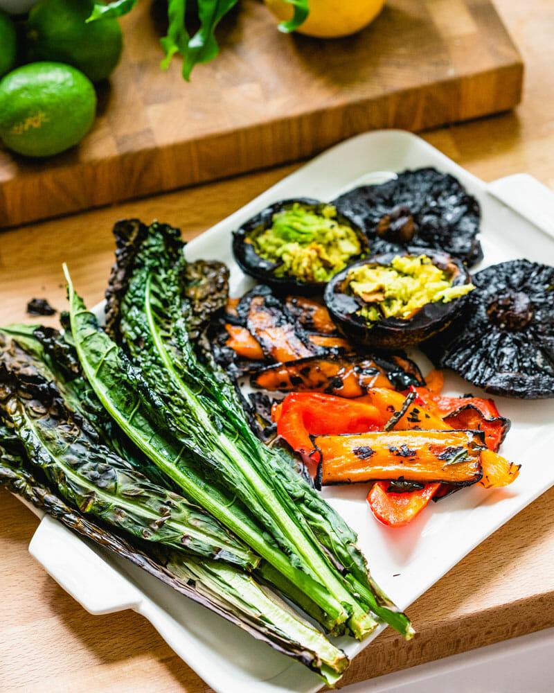 101: el asado vegetariano perfecto - Portada 101 para hacer el asado vegetariano perfecto google asado vegan vegetariano recetas platillos gourmet foodie Instagram tiktok vegano amazon google recetas