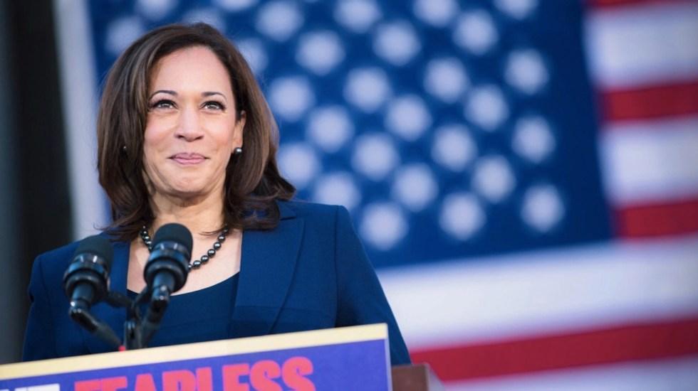 Kamala Harris hace historia y se convierte en la primera mujer vicepresidenta de EE.UU. - kamala-harris