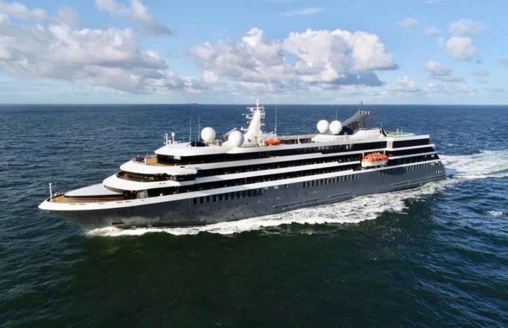 Conoce World Navigator, el nuevo crucero boutique de Atlas Voyages - World Navigator liga mx champions nasa supreme rush Limbaugh Europa league portada