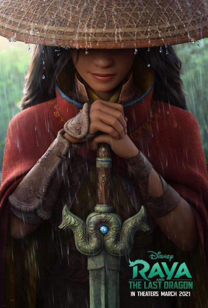 Disney Plus estrena Raya y el último dragón, donde nos presenta a su nueva princesa aventurera - PORTADA Disney Plus estrena Raya y el último dragón . La nueva princesa aventurera de Disney